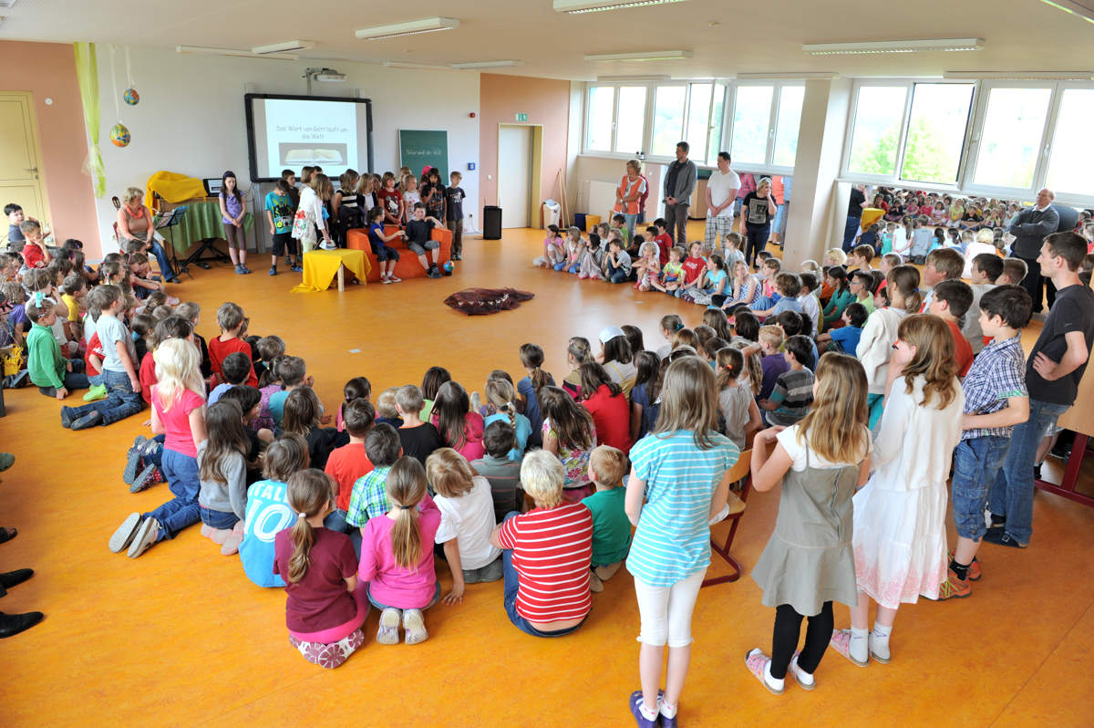 Montessori Grundschule Erfahrungen